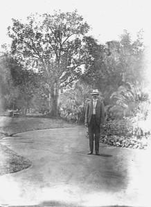 Cappello Panama 1900-1910