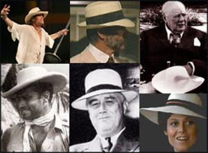 Personaggi famosi con il Panama
