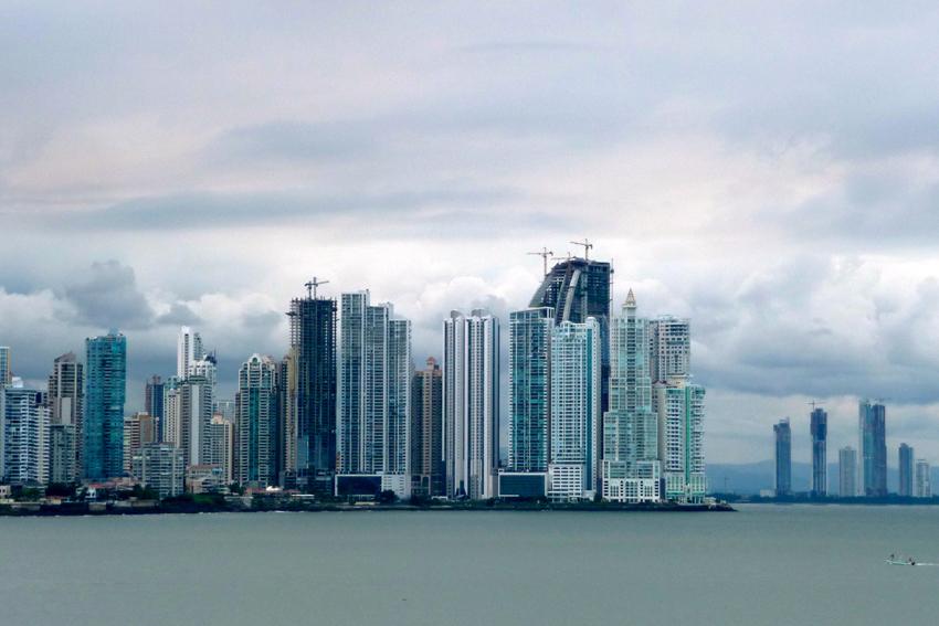 I grattacieli di Panama