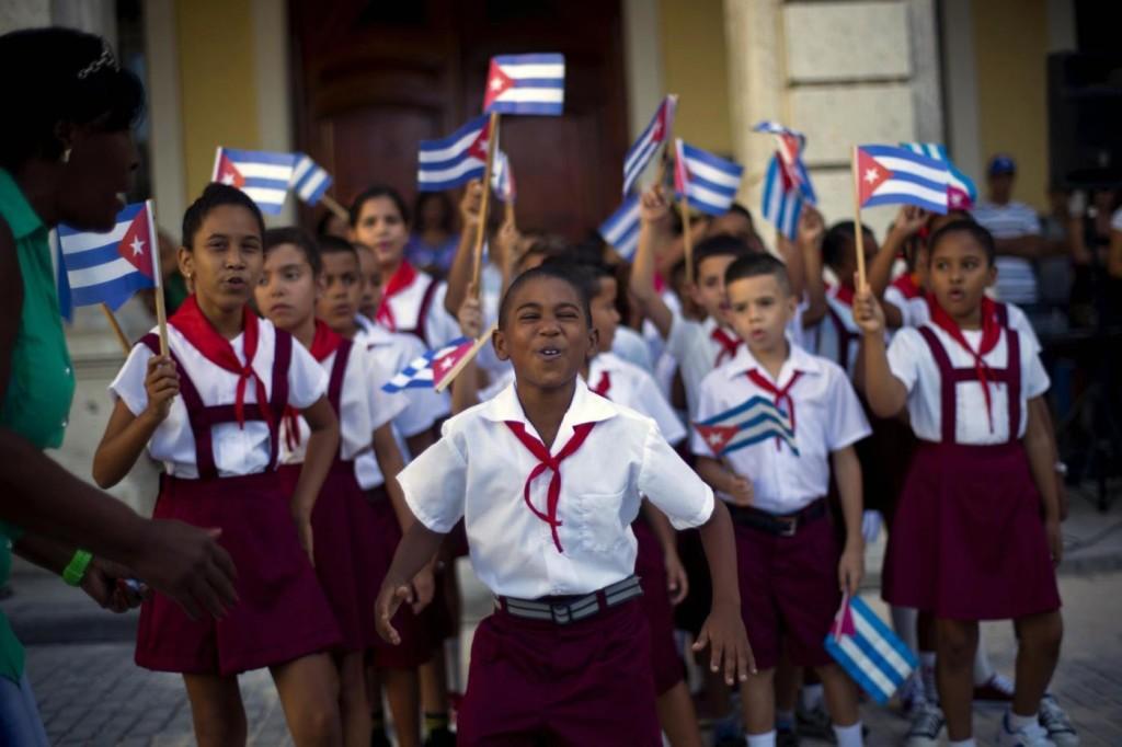 Bambini Cuba